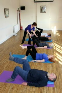 Pilates for people with health concerns